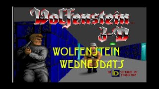 Wolfenstein Wednesdays - Wolfenstein 3D Part 38