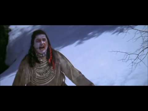 Jeremiah Johnson Attacks and  Kills Crow Indians, Singing Indian Scene