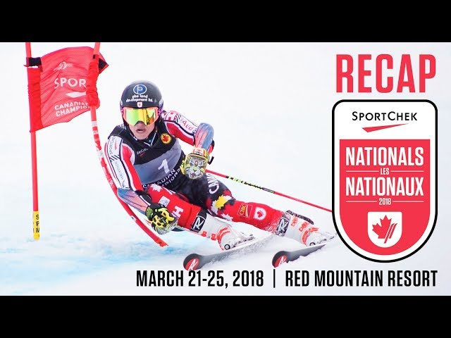 2018 Sport Chek National Tech and Ski Cross Championships At RED