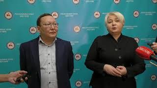 Брифинг по недопущению распространения коронавируса в Якутии