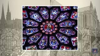 Собор Девы Марии в Шартре. Cathédrale Notre-Dame de Chartres