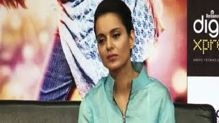 INTERVIEW Response to 'Queen' makes Kangana cry