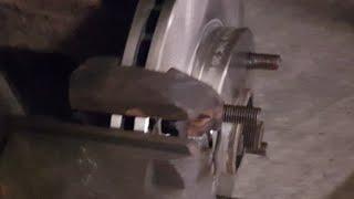 Замена тормозов  своими руками самостоятельно колодок, дисков, смазка, ремонт, мазда 2