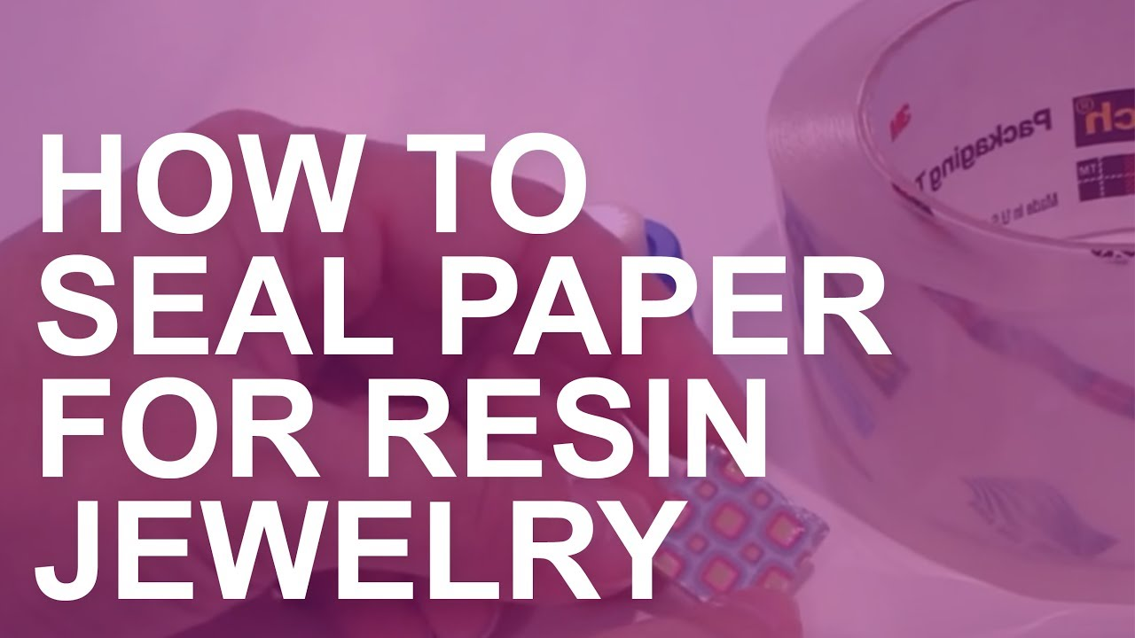 How to seal papers or findings for including in resin - Resin Obsession