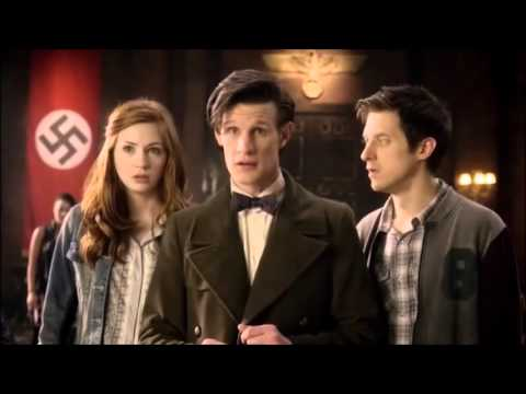 Doctor Who  Lets Kill Hitler  The Doctor meets Hitler