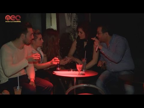 Syrians still enjoying nightlife