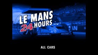 Le Mans 24 Hours (PC) - All Cars