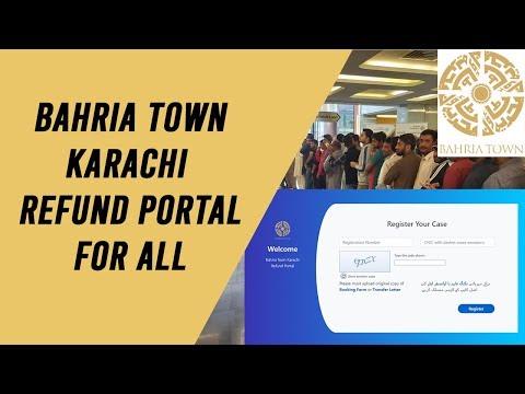 Bahria Town Karachi Refund through power of attorney   Salaam Estate & Builders