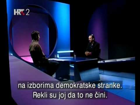 Daniel Estulin on Croatian TV: 4/5