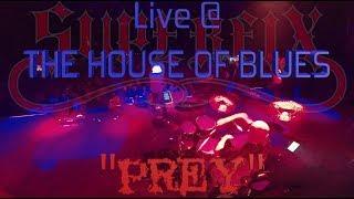 """SUPERFIX LIVE @ HOB """"PREY"""""""