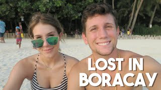 Lost in a Boracay Paradise (Foreigners Travel the Philippines ft. Christian Leblanc)
