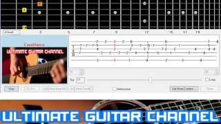[Guitar Solo Tab] Casablanca