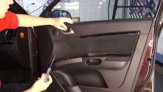 Geely Emgrand EC7 Разборка и снятие двери