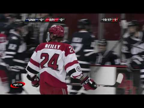 RPI Men's Hockey vs. University of New Hampshire