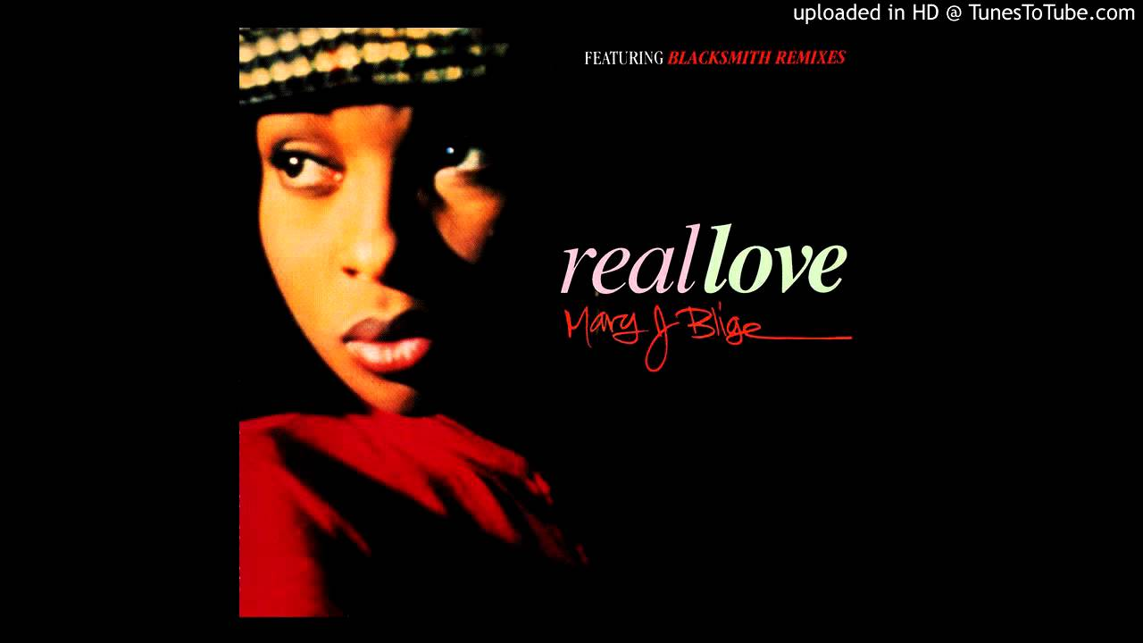 Mary J Blige - Real Love (Blacksmiths Summer Sound 12