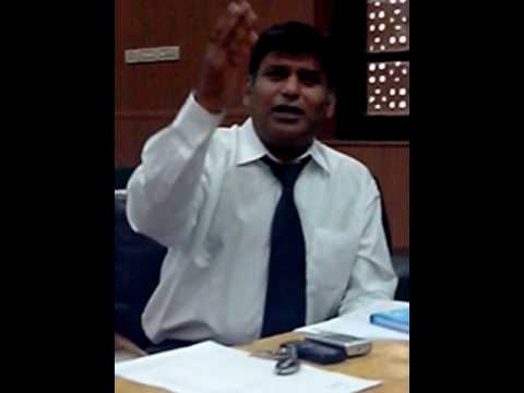 Zahid Ayub Shaikh AHC Urdu Ghazal (LHCBA Literary Circle)