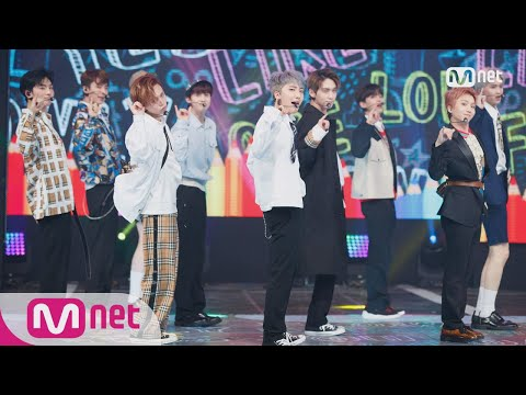 [PENTAGON - Shine] KPOP TV Show | M COUNTDOWN 180412 EP.566