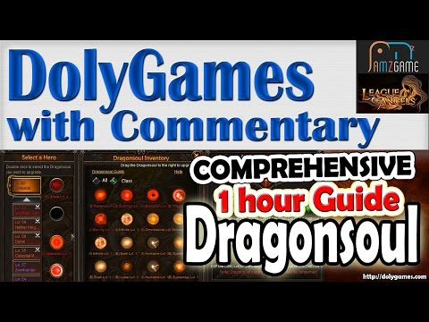 ➜ LOA Awesome DRAGONSOUL Guide 1 hour | Archer Series #53 | BR 795,443
