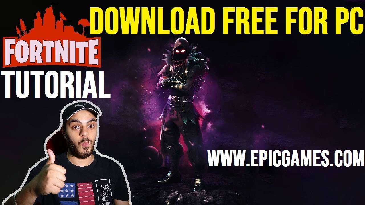 FREE FORTNITE DOWNLOAD TUTORIAL ON PC | NO SCAMS | HINDI