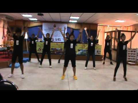 Dance4life โรงเรียนโพนงามศึกษา สพม.เขต 23