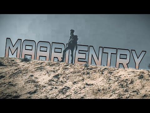 Maari Entry Scenes Dhanush | Rowdy Hero Ringtone | V K Jeengar
