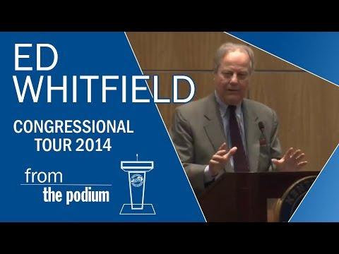 Kentucky Farm Bureau Congressional Tour: Rep.  Ed Whitfield