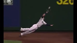 MLB Circus Catches of 2017 thumbnail