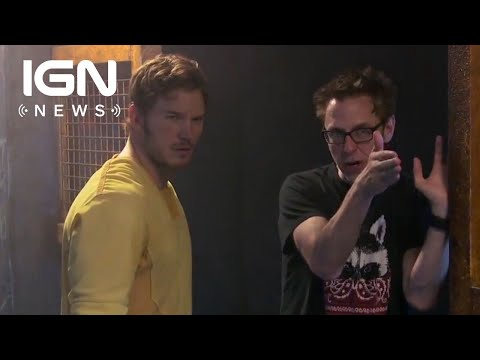 James Gunn Wont Be Back for Guardians of the Galaxy Vol. 3 - IGN News