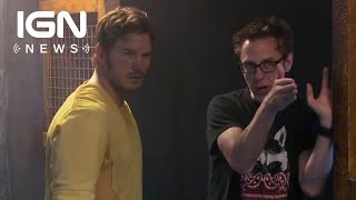 James Gunn Won't Be Back for Guardians of the Galaxy Vol. 3 - IGN News