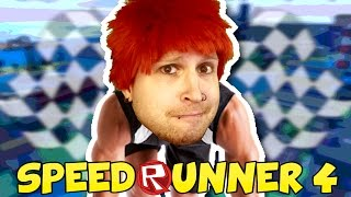 JE DOIS ALLER VITE! Scythe Plays Roblox Speed Runner 4
