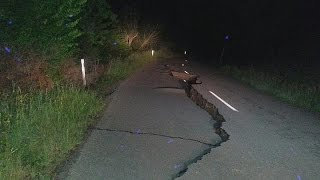 Casualties confirmed in New Zealand earthquake