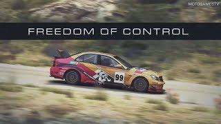 GRID Autosport [Nintendo Switch] - Freedom of Control Trailer