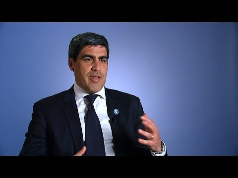 Claudio Reyna, Sporting Director of the New York City Football Club: Talks at GS