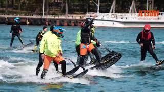제트서프 라이딩 남이섬 jetsurf 수상레저의모든것!