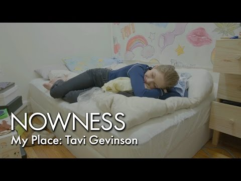 My Place: Tavi Gevinson