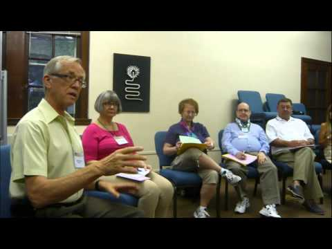 The Olcott Experience - Participants' self-introduction - Sept 2015