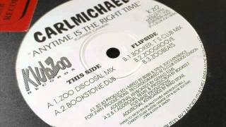 Carlmichael - Anytime Is The Right Time (Booker T Bookstone Dub)