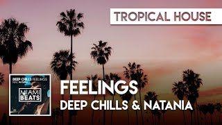 Deep Chills feat. Natania - Feelings ( Audio) [Miami Beats]