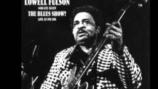 Lowell Fulson-Blue Shadows
