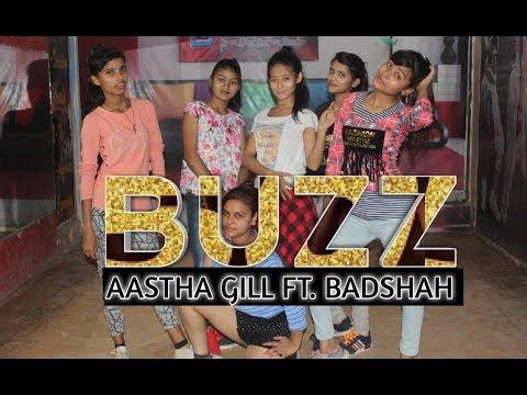 Aastha Gill   Buzz Feat Badshah | Dance Video | PriyanK Sharma | BKDS