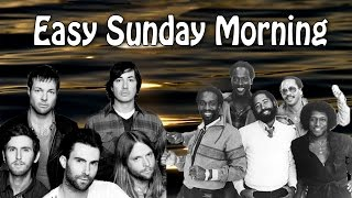 JunZee Jams! - Easy Sunday Morning - Mashup - Maroon 5 / The Commodores