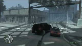 GTA IV - HD 4850 Game Play 720p Quality