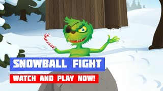 Snowball Fight · Game · Gameplay