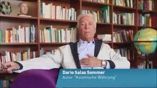 Über das Buch ''Kosmische Währung'' Dario Salas Sommer