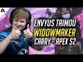 Taimou Carrying On Widowmaker [EnVyUs vs BK Stars] OGN Overwatch APEX S2 Highlights