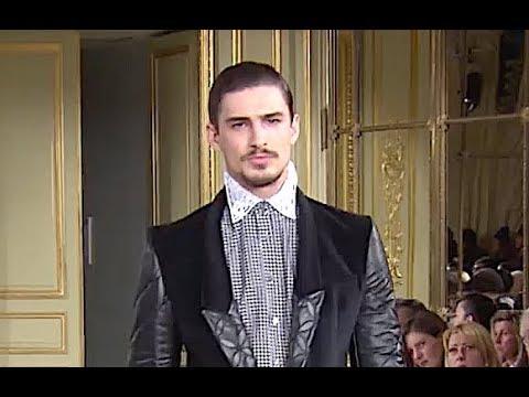 ALEXIS MABILLE Fall 2012 2013 Menswear Paris – Fashion Channel
