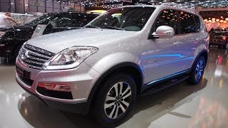 Ssangyong Rexton W 2014 Videos