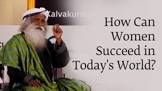 How Can Women Succeed in Today