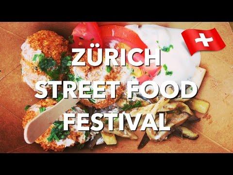 Zürich Street Food Festival 2016