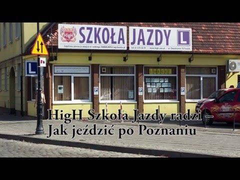 Jak jeździć po Poznaniu - Rondo Rataje